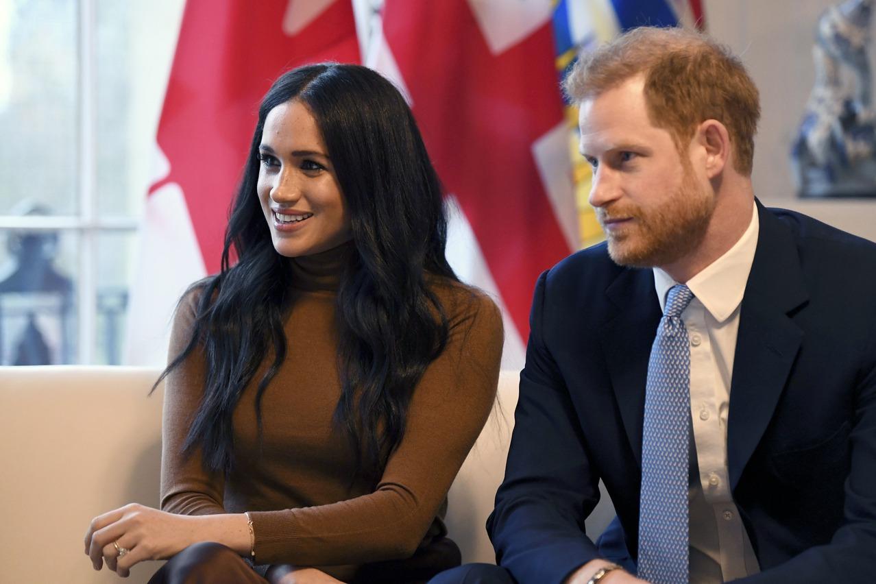 哈、梅移居加拿大 富豪慷慨提供豪宅