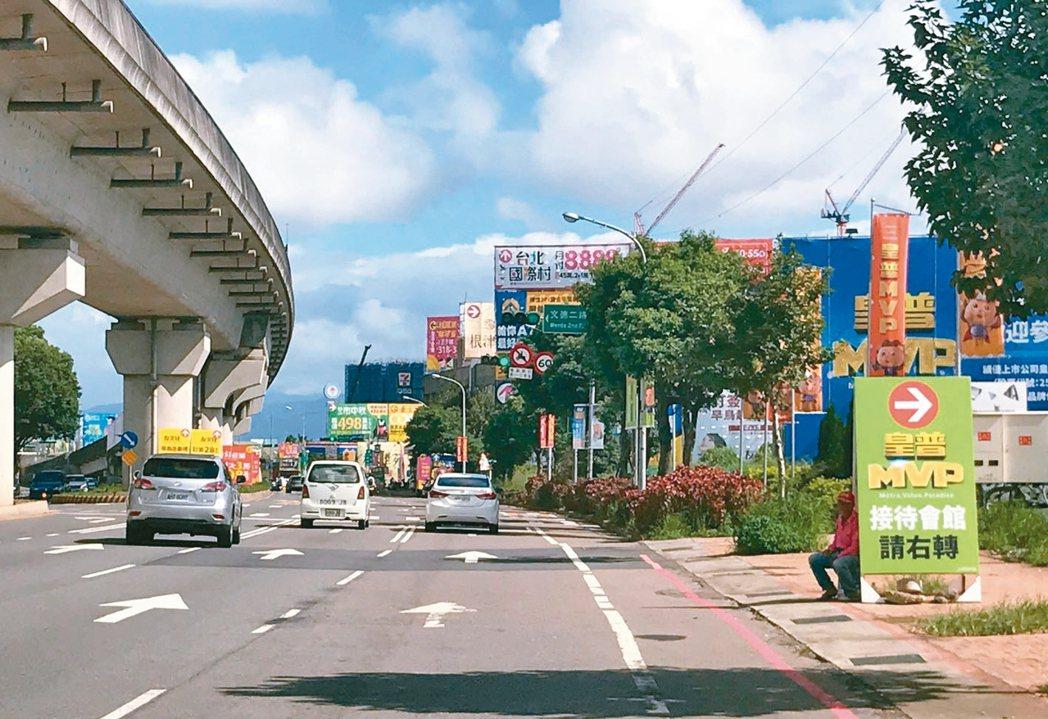 龜山A7重劃區 記者游智文/攝影