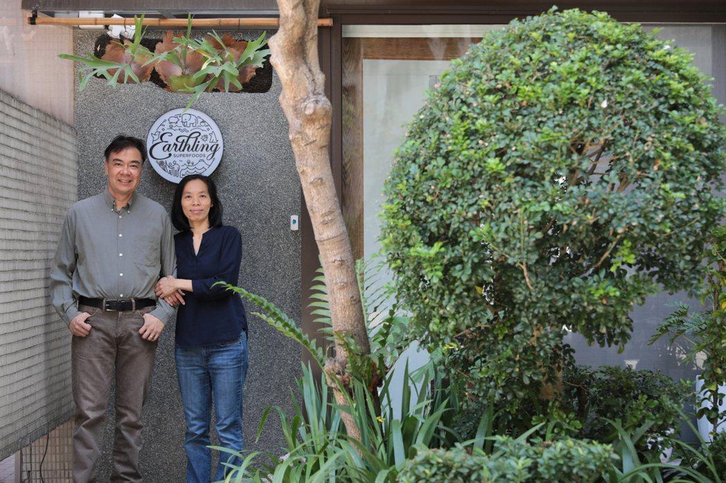 黃玉華夫妻願當健康傳教士,推廣腸道健康