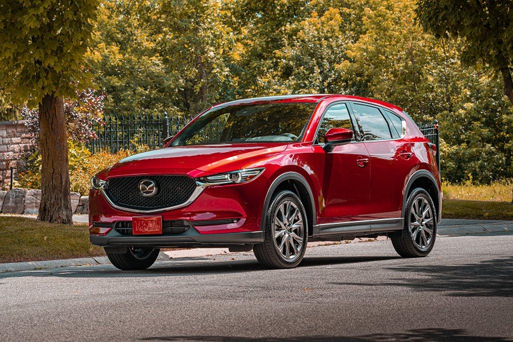 Mazda CX-5不僅是品牌在美國市場賣得最好的車款,年銷售量更達154,54...