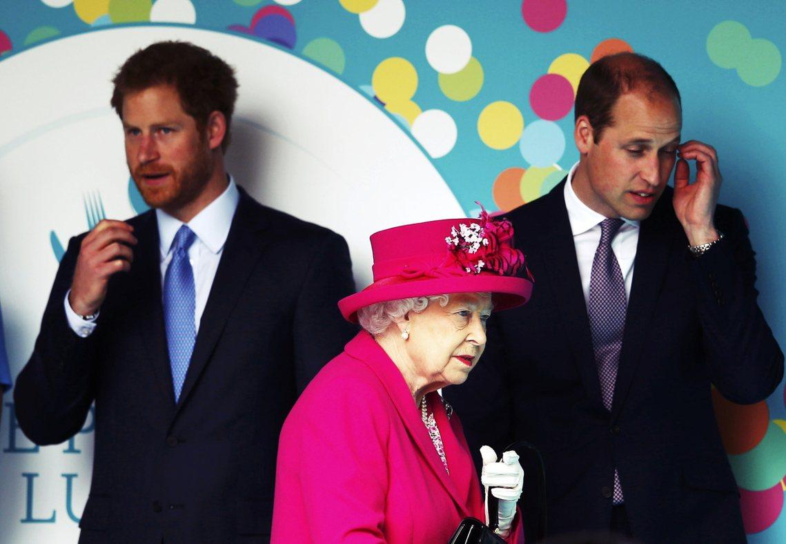 在「兄弟翻臉」「妯娌不合」「王室撕裂」等繪聲繪影的未證實謠傳中,王室13日緊急召...