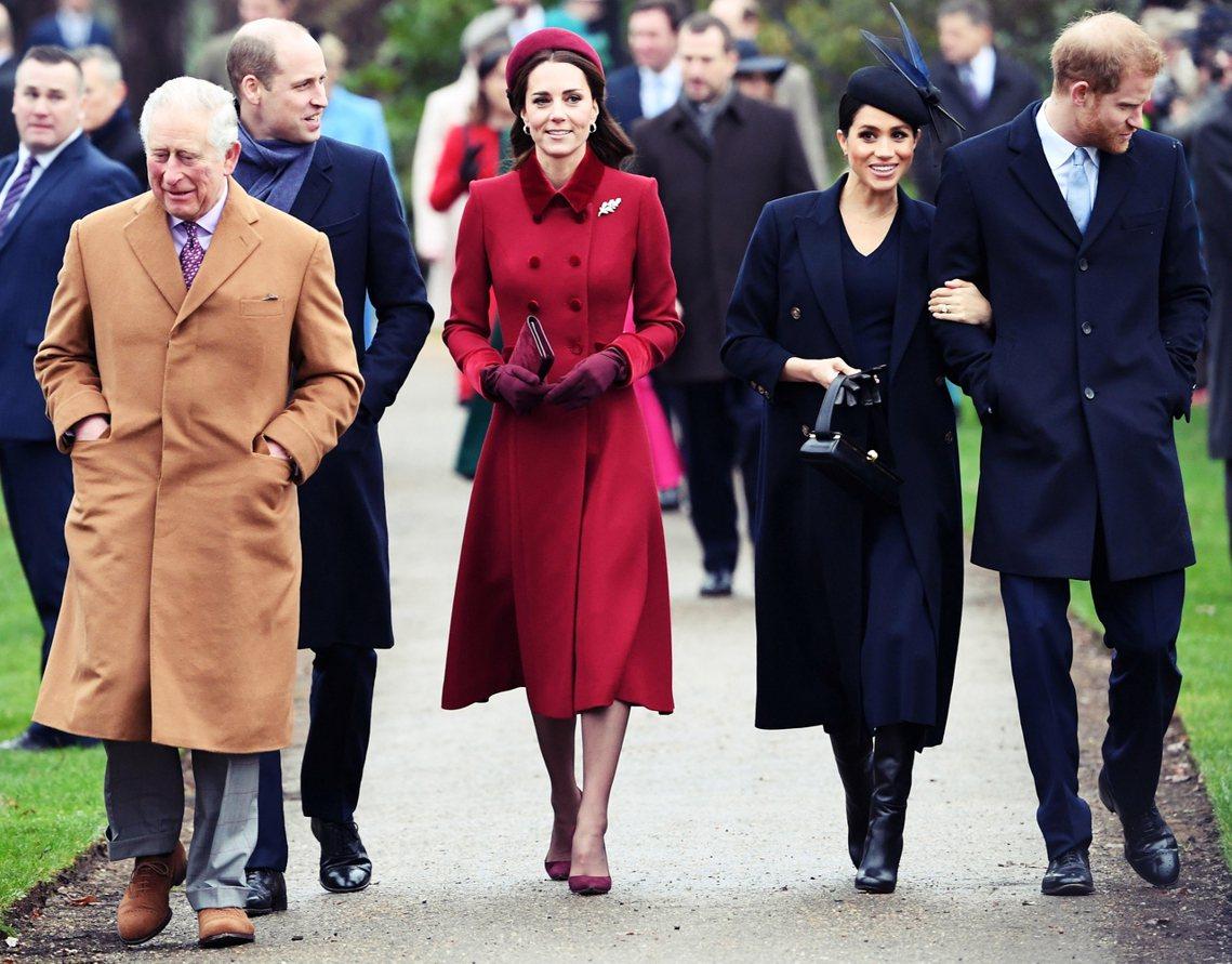 事實上,「王室大和解」的可能走向,在桑德令罕談話前似乎就已有跡可循。由於哈利出走...