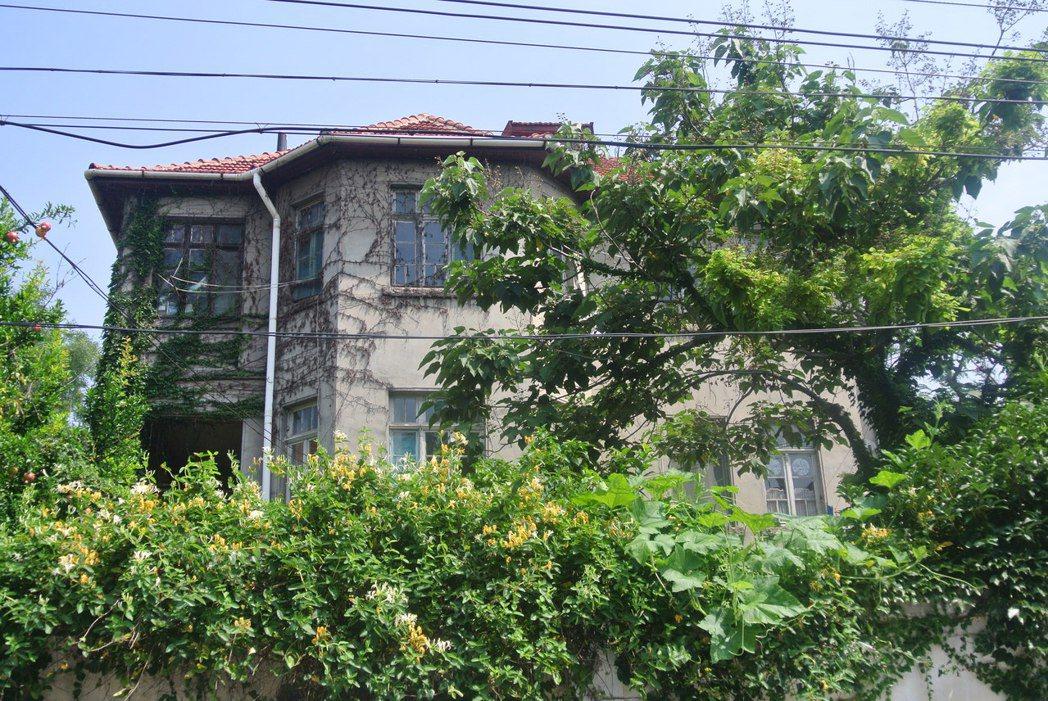 位於中國青島的臺靜農故居。 圖/StefanTsingtauer攝影(維基共享)