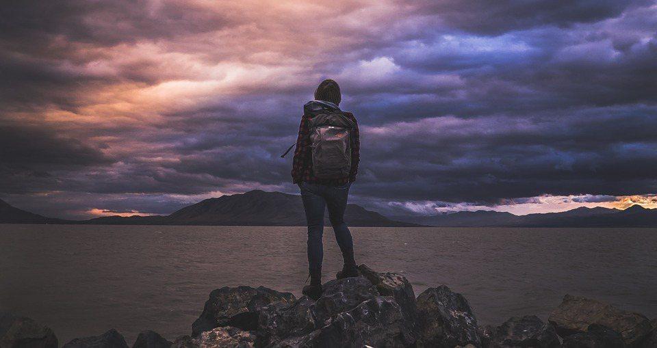 觀光旅行是現代人常態紓壓的一種方式。 圖/Pixabay