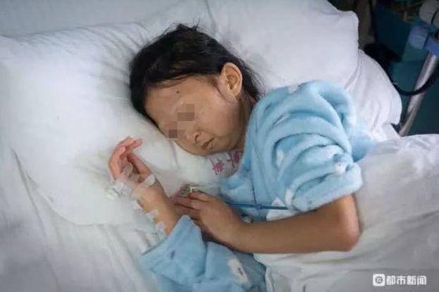 為救弟弟只吃辣椒拌飯 43公斤女大生嚴重營養不良過世