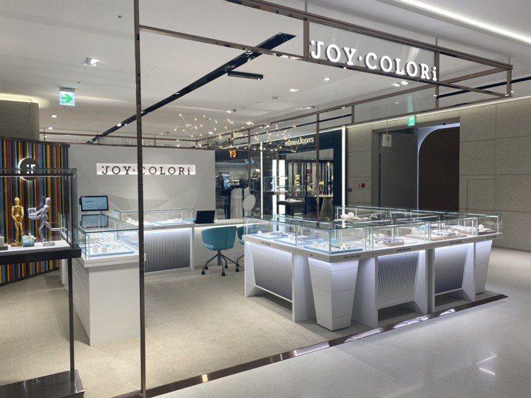 ▲未來鑽石專家JOY•COLORi將全球首屈一指Diamond Foundry引...