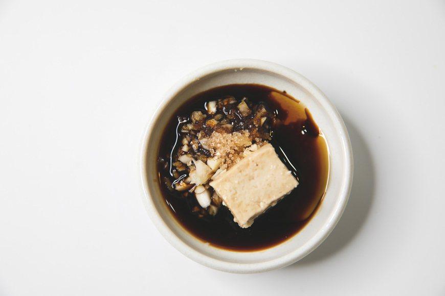 腐乳醬,豆腐乳香氣濃、適合搭配海鮮。 圖/主婦聯盟提供