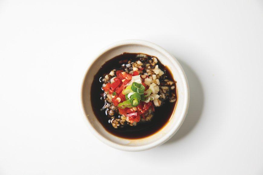 廚房三寶醬,用廚房常備食材輕鬆做。 圖/主婦聯盟提供