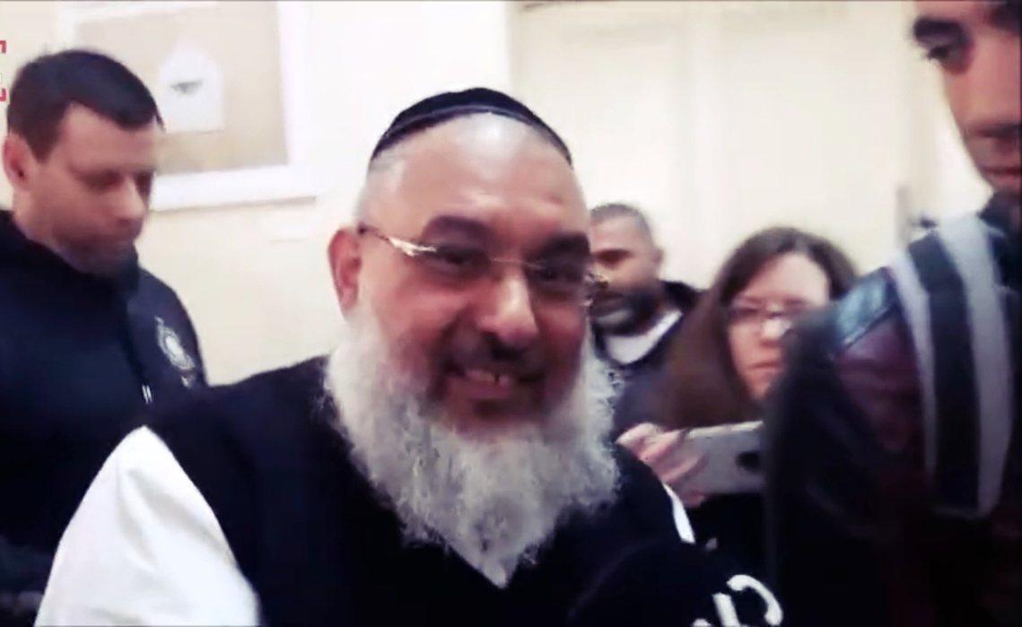 以色列13日破獲一起駭人的社會事件,一名60歲的猶太拉比拉瑪蒂(Rabbi Ah...