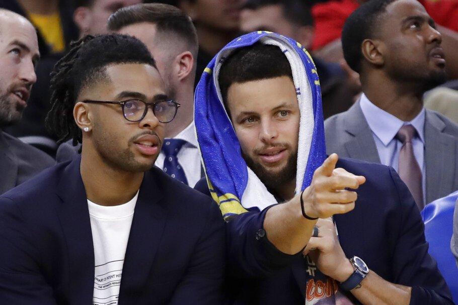 NBA/柯瑞化身啦啦隊 柯爾:球隊文化基礎仍在