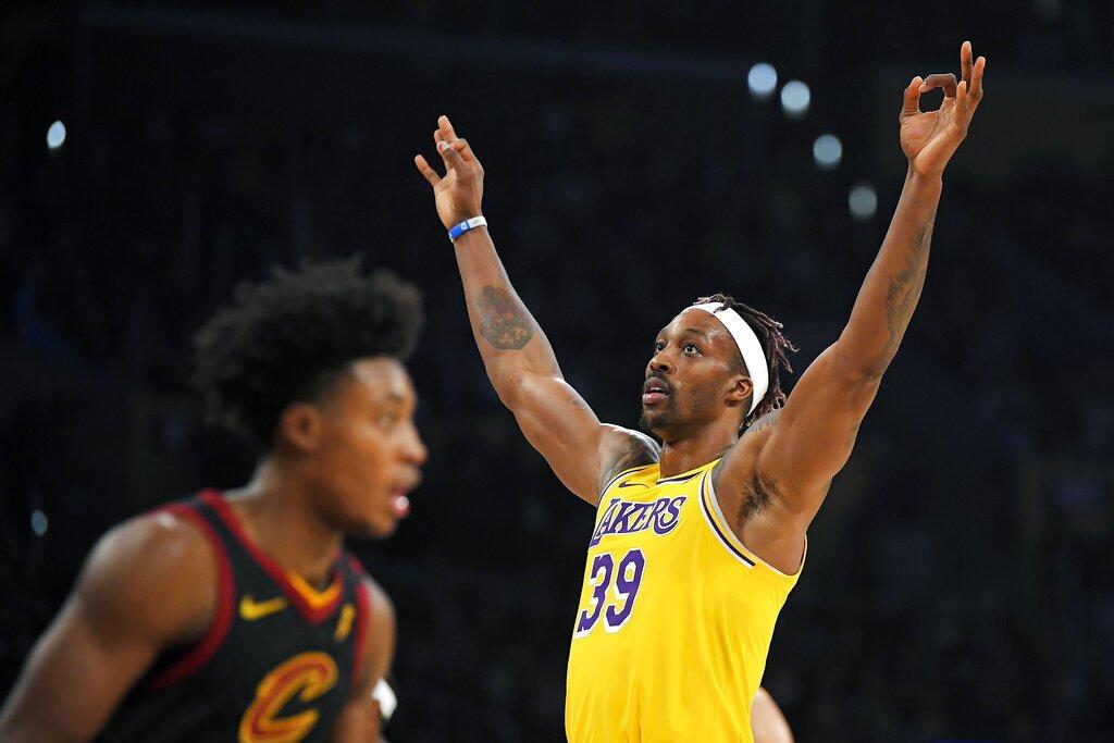 NBA/哈沃德飆三分嗨翻全場 詹皇:他應得獎勵