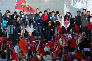 兩種<u>韓國瑜</u> 促成此次「國民黨悲劇」