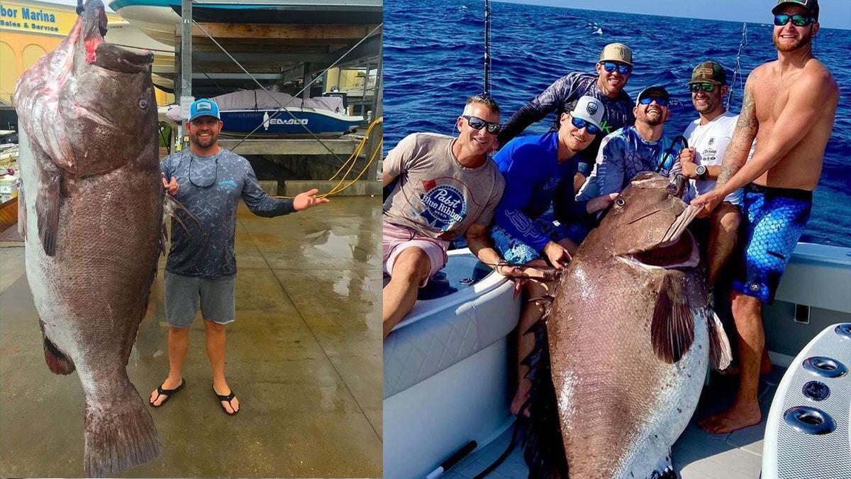 博伊爾和一群朋友於去年12月29日,在佛州西南部對開600英尺(183公尺)深的...