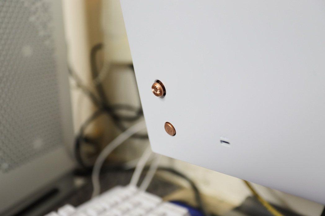 PS341 WU設定介面。 彭子豪/攝影