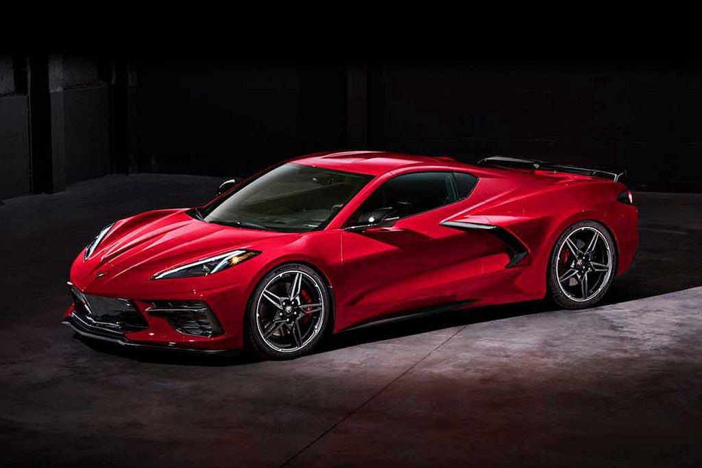 新世代Chevrolet Corvette Stingray的大幅革新讓評審團讚...