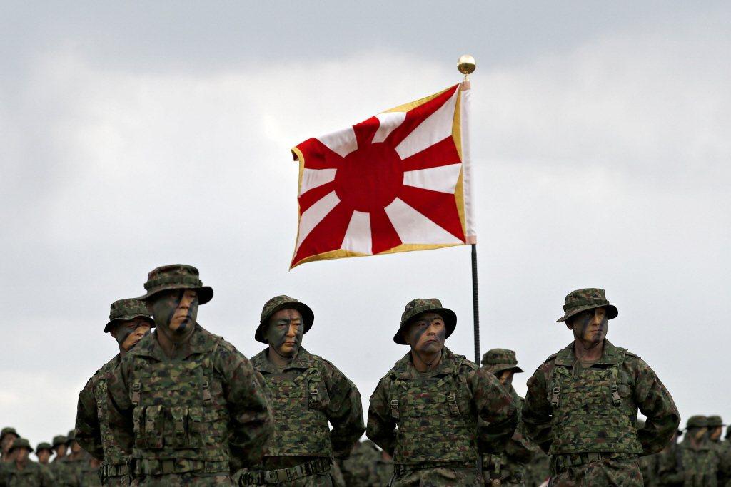 目前南韓軍方的主要假設敵軍,除北韓外,已經把日本自衛隊列為最主要可能外的威脅來源。 圖/路透社