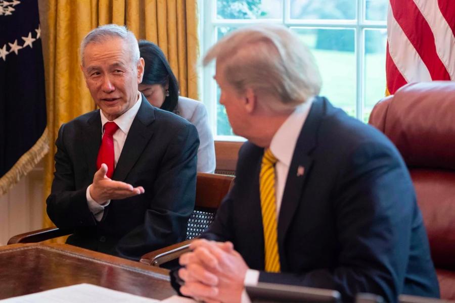 美中將簽初階協議 外媒:衝突未化解