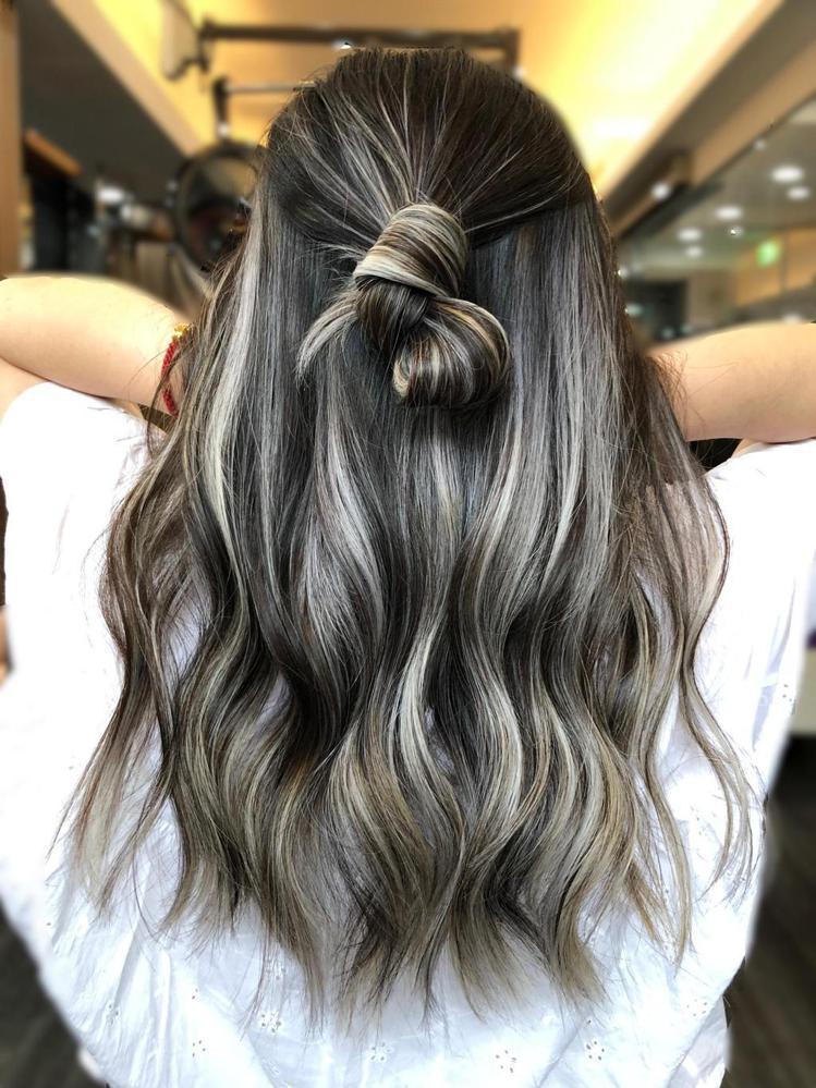 髮型創作/Ps55 國際髮型 / Mark Lin ,圖/StyleMap美配提...