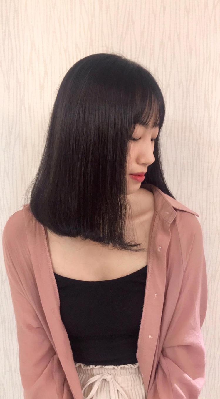髮型創作/尚洋髮藝館前店 / KiNa,圖/StyleMap美配提供