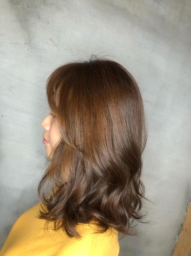 髮型創作/8/8hair / Eva,圖/StyleMap美配提供