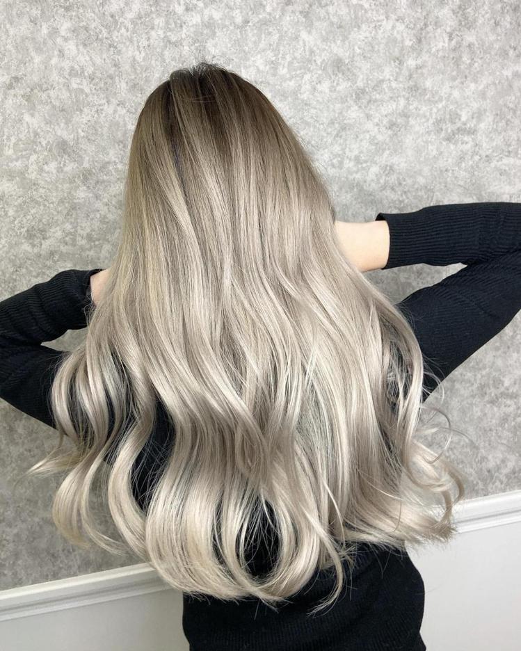 髮型創作/MV HAIR / Vi Ta,圖/StyleMap美配提供