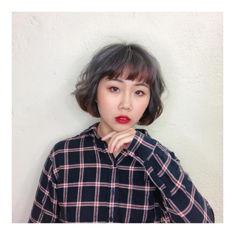 髮型創作/Mvsa / Eunian 悠婗恩,圖/StyleMap美配提供