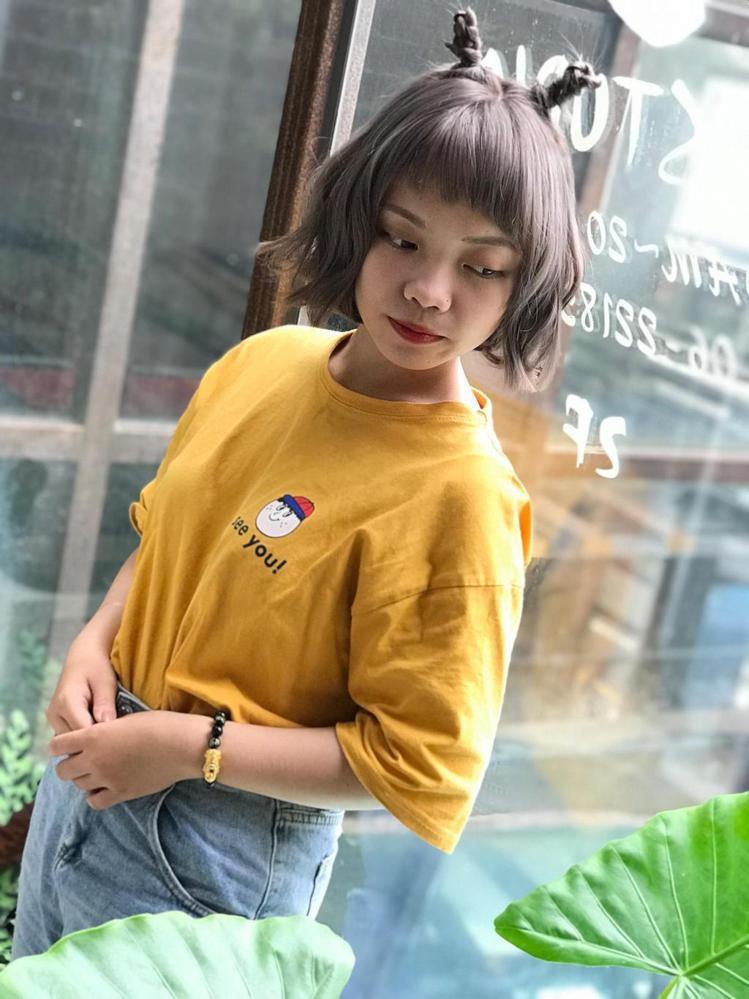 髮型創作/WZ studio / 緯震(Eric),圖/StyleMap美配提供