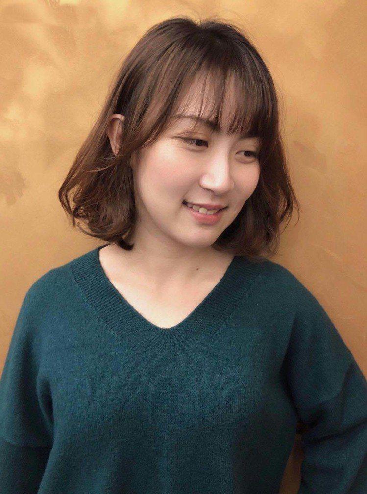 髮型創作/Lusso 中山店 / Lusso Ivy,圖/StyleMap美配提...