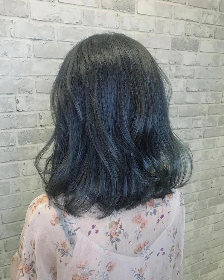 髮型創作/空气概念 三館 / Raya Chang,圖/StyleMap美配提供