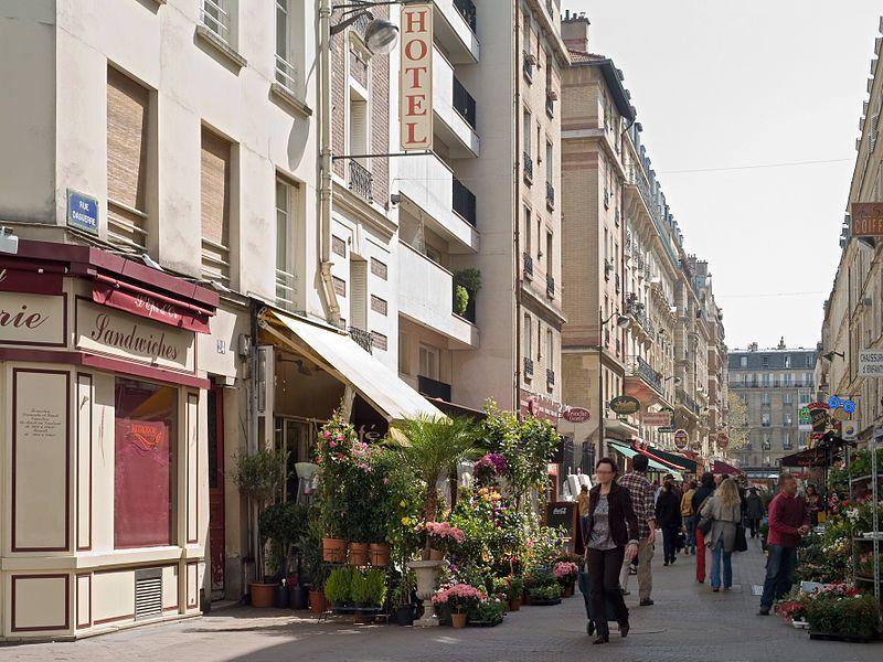 把握機會探索巴黎南區的平民美食 / 來源 : wikipedia
