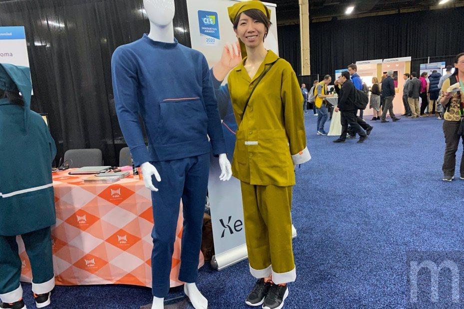 另外也針對睡眠需求打造睡衣款式