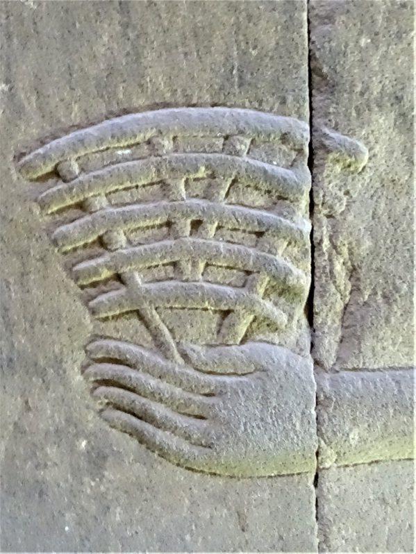 古埃及人獻祭的籃子圖雕宛如現代Wi-Fi標誌
