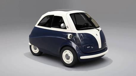 經典Isetta「泡泡車」即將復活 電動加持致敬BMW!