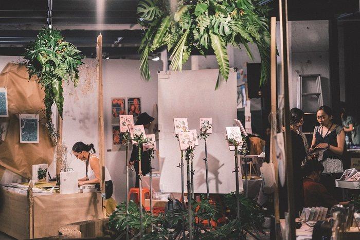 舉辦過4屆的草率季,相當重視創作出版的藝術性與原創性。 (圖/草率季Taipei...