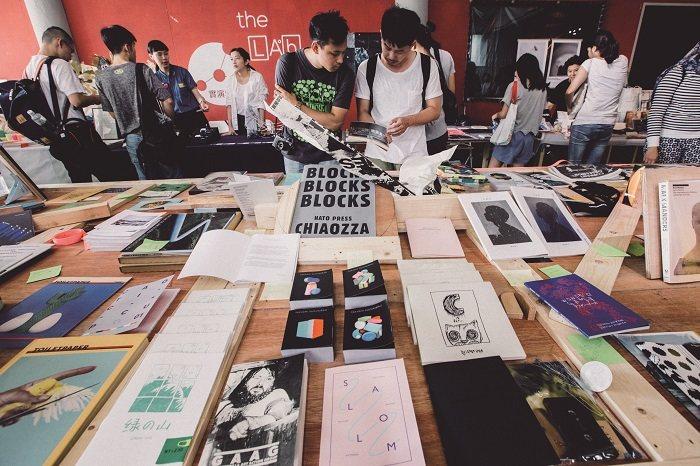 舉辦過4屆的草率季,相當重視創作出版的藝術性與原創性。(圖/草率季Taipei ...