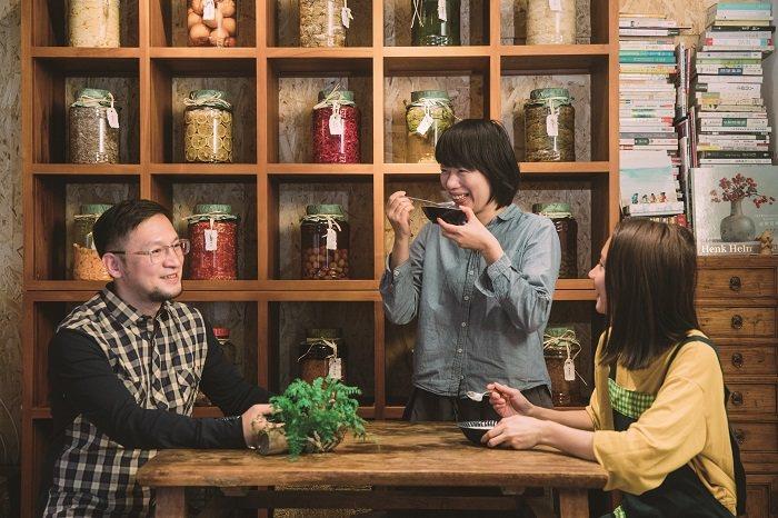 位於大稻埕的「發酵迷 Fermeny」由黃靖雅一手創辦,如今店裡也加入了不同的夥...
