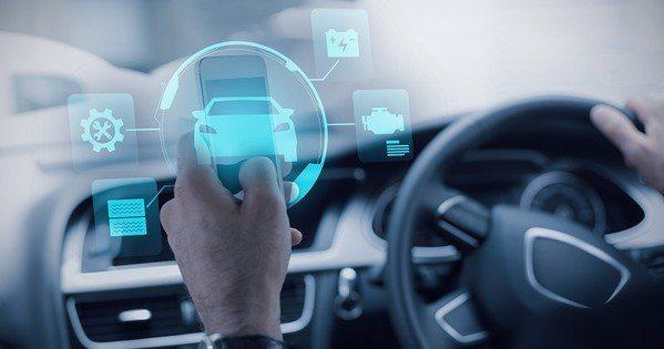 圖一 : 自駕車的龐大商機也成為各大科技、車用電子業者的必爭市場。