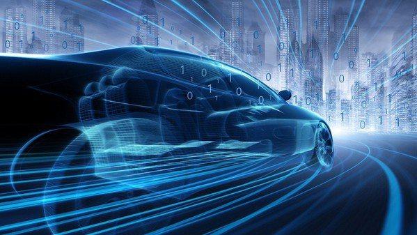 圖二 : 透過無線軟體更新,車輛能執行更高等級的自動駕駛功能。