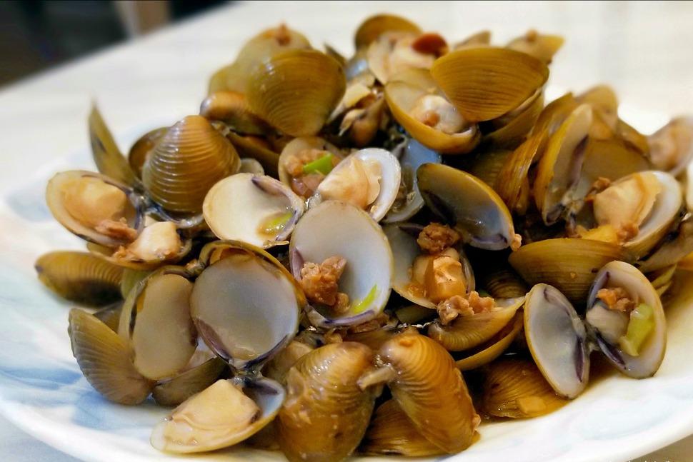 食譜/醬爆黃金蛤,舌尖上的家常菜