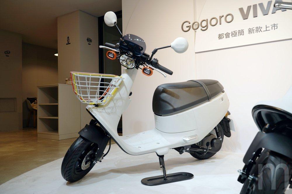 全車設計幾乎與原本Gogoro VIVA相仿