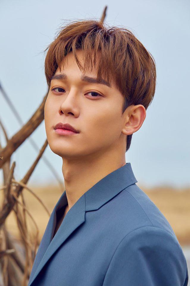 Chen一連宣布結婚當爸。圖/擷自臉書