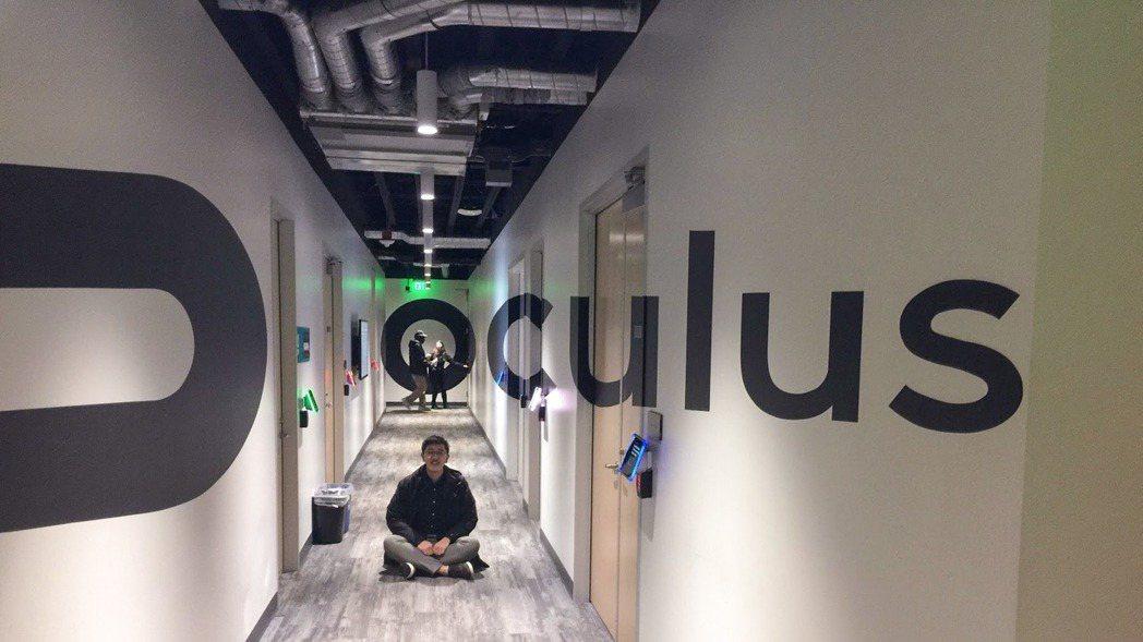 交大光電博士生王毓仁到Facebook Reality Labs(原Oculus...