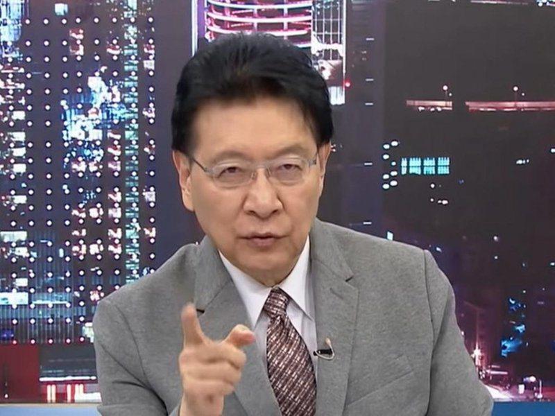 資深媒體人趙少康預言5月內閣改組,衛福部長陳時中有可能會當上行政院副院長。翻攝自《少康戰情室》YouTube