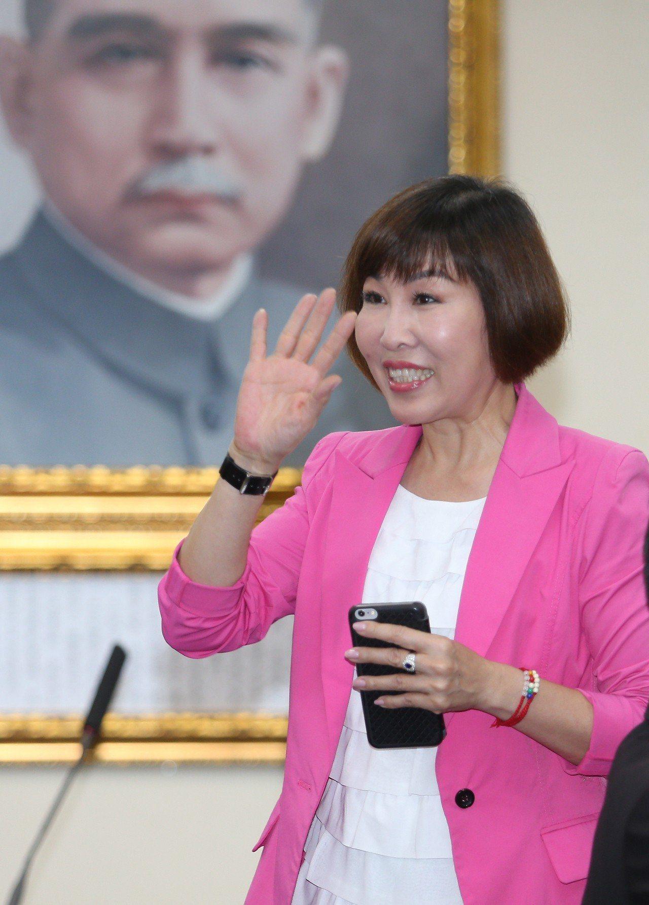國民黨立委呂玉玲。本報資料照片