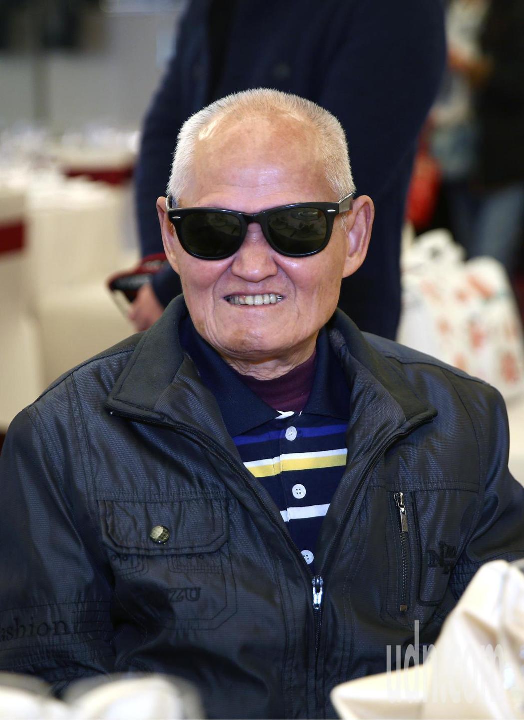 李炳輝出席109年度關懷演藝人員春節聯歡餐會。記者蘇健忠/攝影