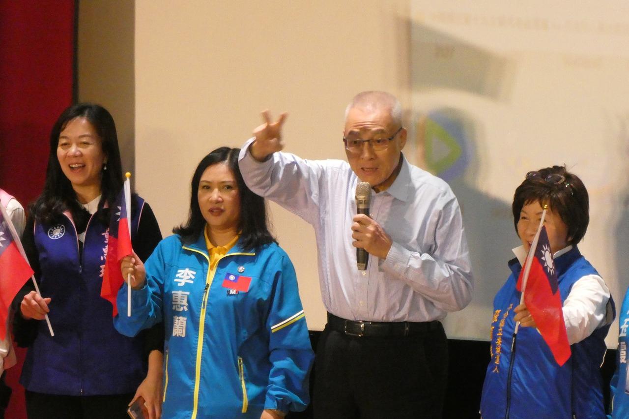 藍常委接力請辭籲改革 黨代表:任期去年10月就該結束