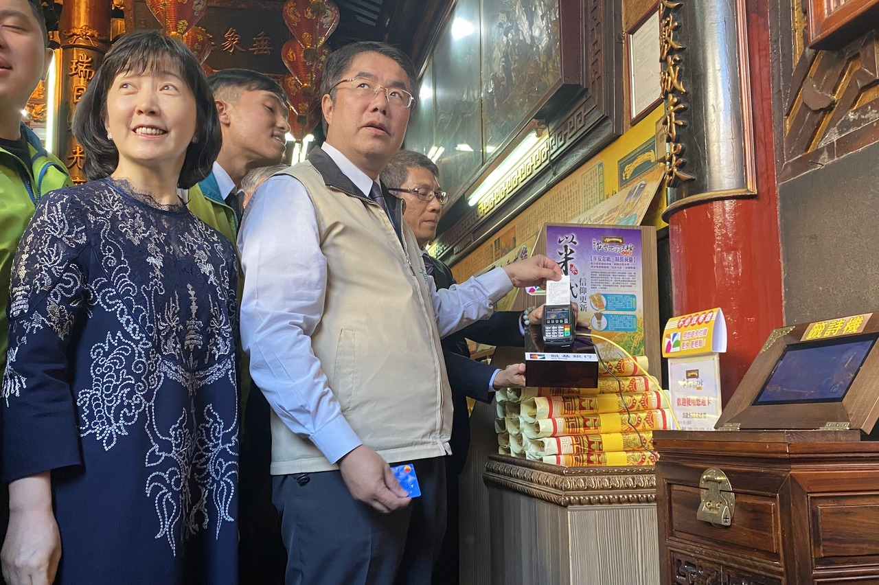 台南小內閣傳更動 黃偉哲:春節後被動調整