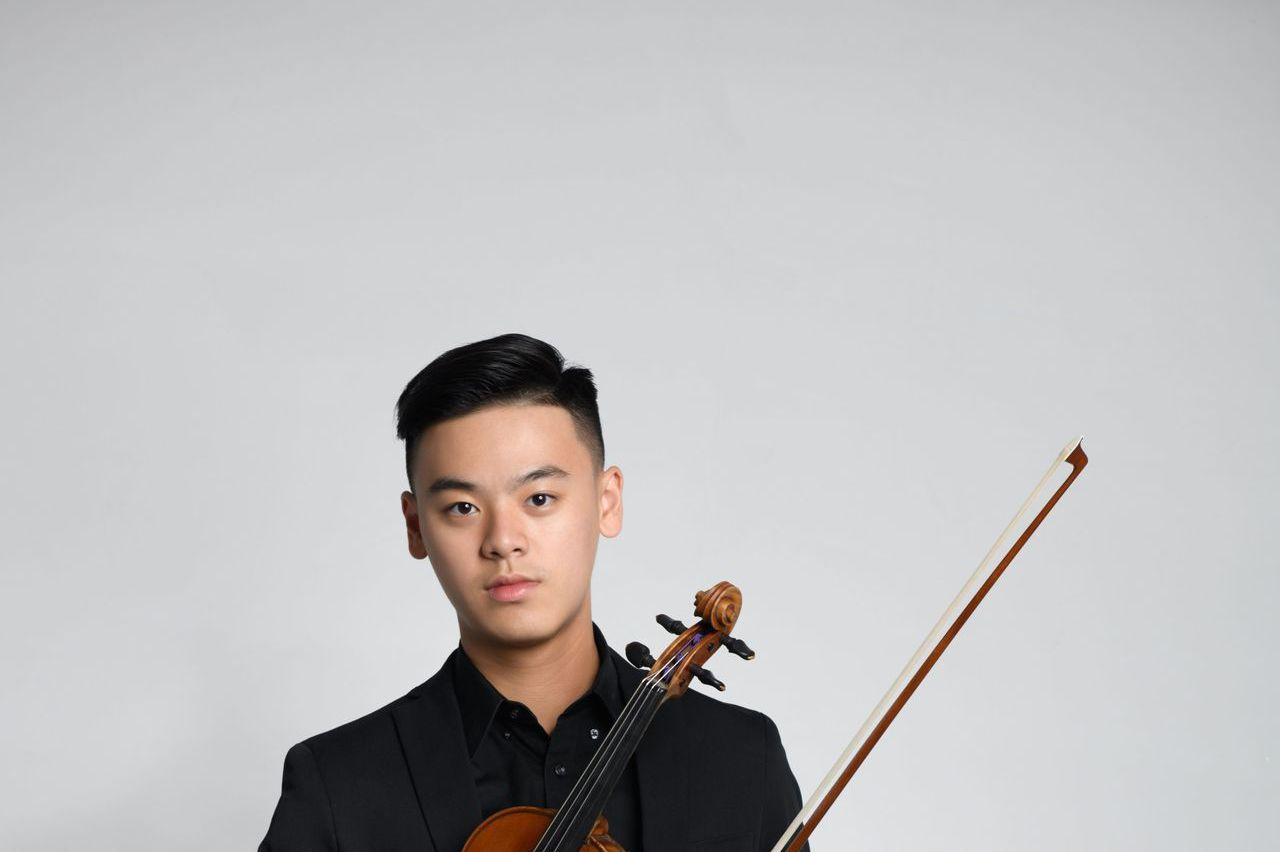 高三生好有膽!非本科考音樂系學測隔天辦小提琴獨奏會