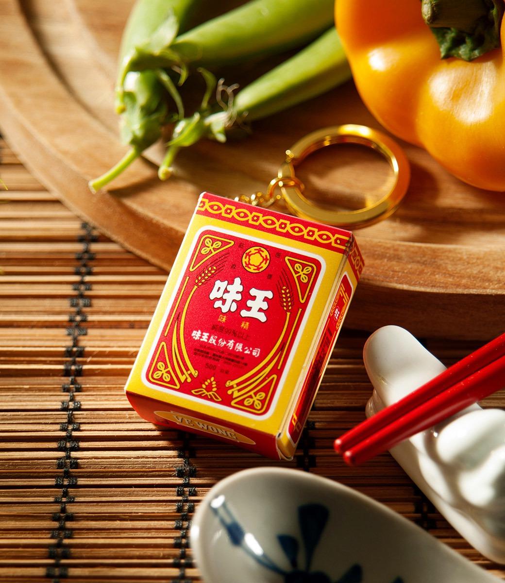 「味王」味精可說是每個人家中廚房必備的調味必備品,黃紅相間的造型也深深烙印在每個...