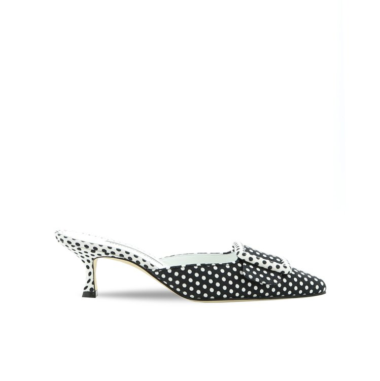 Maysale鞋款,30,800元。圖/Manolo Blahnik提供